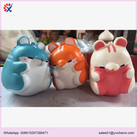 best selling super fun 2017 OEM japan squishy slow rising squishy scented soft kid toys