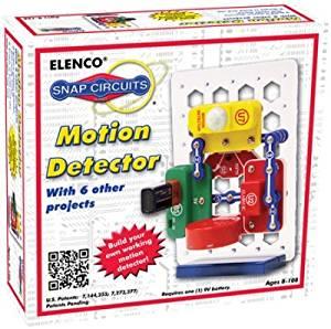 LearningLAB Snap Circuits Motion Detector