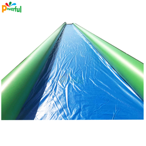 hot sale Themed park inflatable slide the city for kids and adults