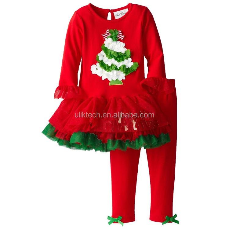 wholsale kinder kleidung baby m dchen weihnachten kleid. Black Bedroom Furniture Sets. Home Design Ideas