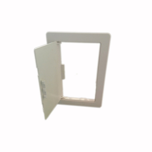 Discount Concealed Hinge Plastic Access Panel for Ceiling And Drywall SP-AP 001