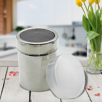 Seasoning container stainless steel canisters wholesale