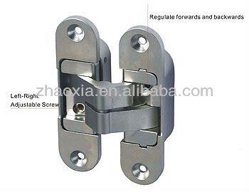 wardrobe door hinges concealed hinge (3-way adjustable concealed hinge) for big wooden  sc 1 st  Wenzhou Zhaoxia Hardware Co. Ltd. - Alibaba & wardrobe door hinges concealed hinge (3-way adjustable concealed ...