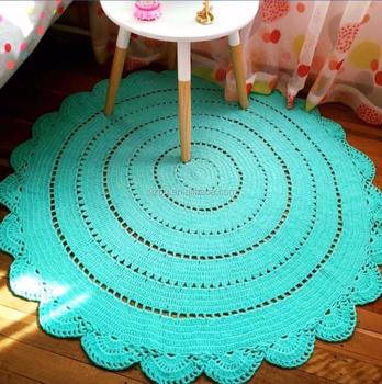 Crochet Strick Babyspielmatte Boden Teppich - Buy Häkeln Bodenmatte ...