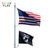 90x150 CM Outdoor Worldwide Printing Polyester Flag , All Country Flag With Eyelet