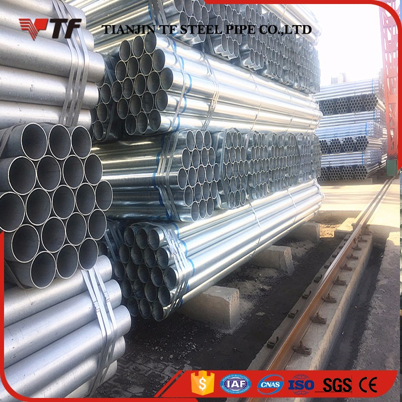 Shopping websites Hot selling galvanized steel pipe class b india