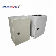 Factory Low Price Steel Power Distribution Board / Metal Waterproof Electrical Switch Box