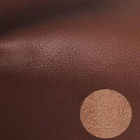 Cow Leather Finished Pattern and Full Grain Type genuine leather for sofas chair furniture
