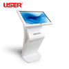 43 inch floor standing kiosk All in one PC with LCD IR touch screen