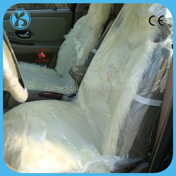 Dustproof Disposable Car Seat Cover