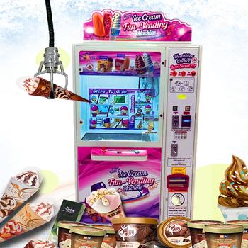 Customize Oem Ice Cream Refrigerator Funny Ice Lolly ...