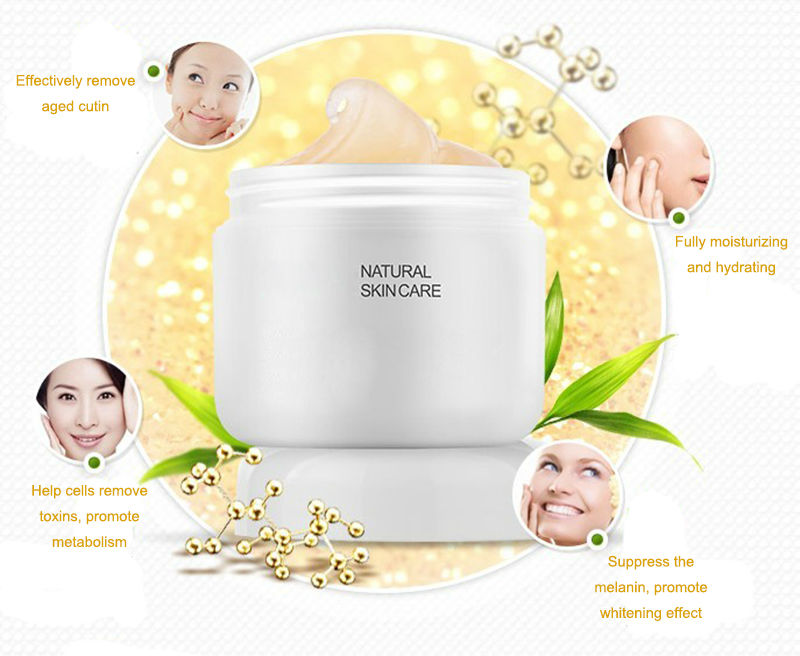 24K Gold Multi-Vitamin Skin Peeling Gel