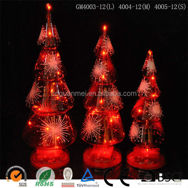 Popular christmas tree or decoration with led light