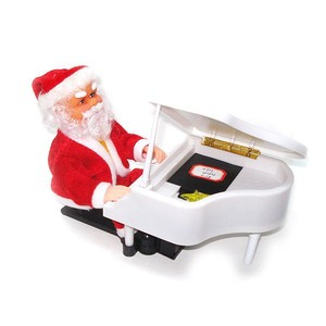 hot sell singing santa clause toy premium supplies christmas ornament/xmas ornament