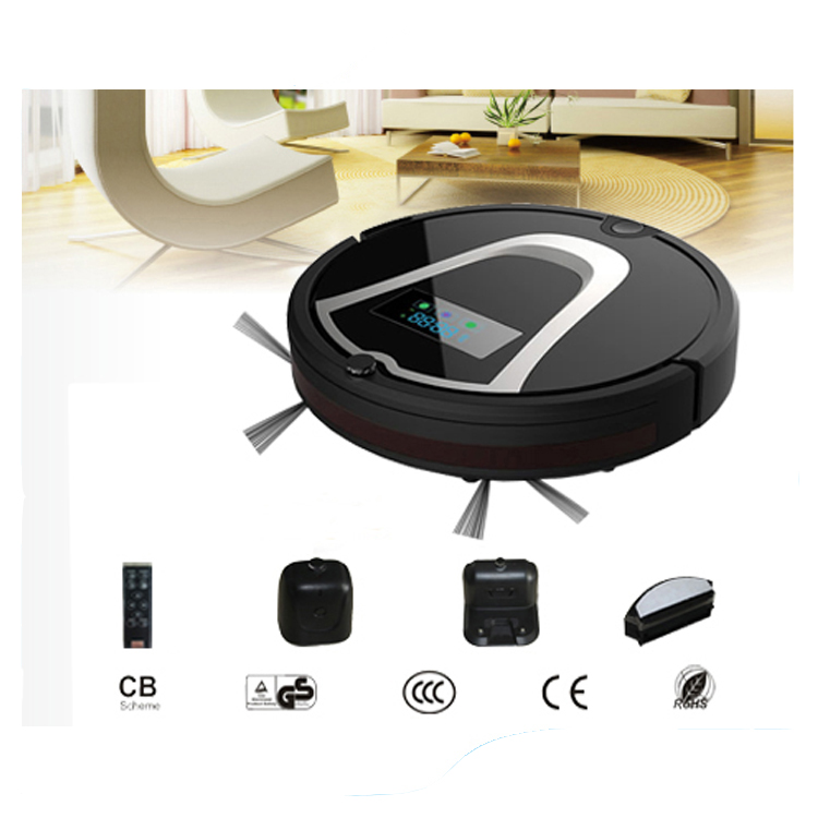 Alibaba Wholesale Top Quality Robot Vacuum Cleaner, Portable Back Pack Vacuum Cleaner