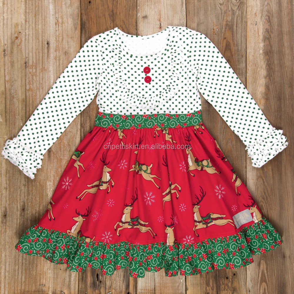 Latest Design 2017 Preorder Cute Baby Girl Christmas Surprise ...