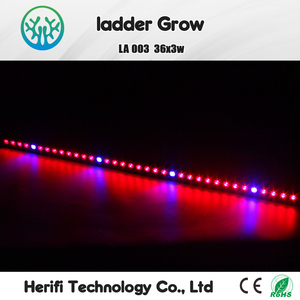 2017 New Series 1200mm Bar Grow lights for lettuce red blue 2:1 5:1 spectrum for plants