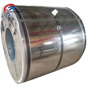 Z90 high quality Hot dipped galvanized steel sheet metal roll/coil/strip for corrugated iron roof use