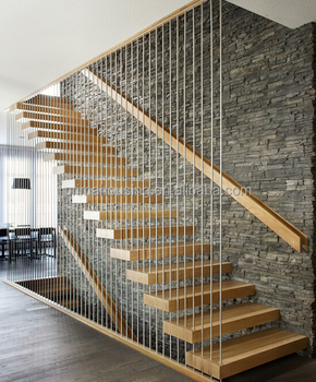 Stainless Steel Stair Case Floating Stairs Buy Stainless