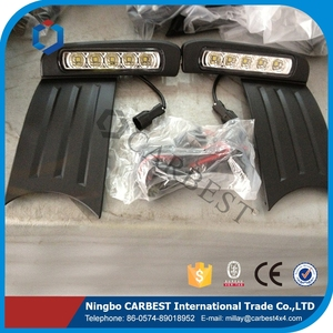 HIGH QUALITY FOG LAMP FOR CAR FIT/JAZZ RS 11-ON DRL