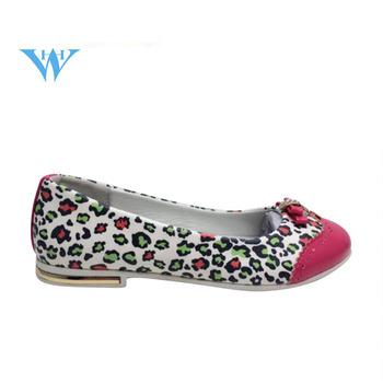 Casual Leopard Print Flats Shoes