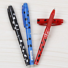 Special Design Erasable Remover Washable Ballpoint Ink Pen