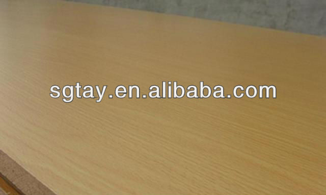 plastic coated mdf board