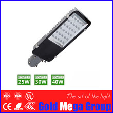 Outdoor waterproof 40w street LED light,LED roadway lighting,cost road lighting 40 watt