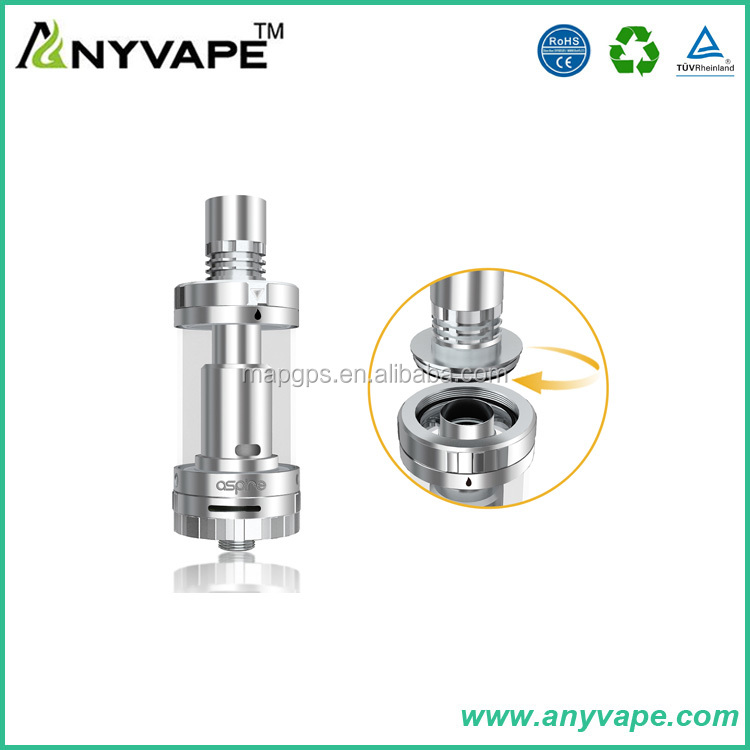 New Arrival in Stock Aspire Triton 2 Glassomizer with sub ohm tank ,Clapton 0.5ohm coil Aspire Triton V 2