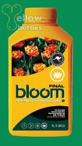 Final Bloom hydroponic / soil nutrients 10oz/300ml NEW