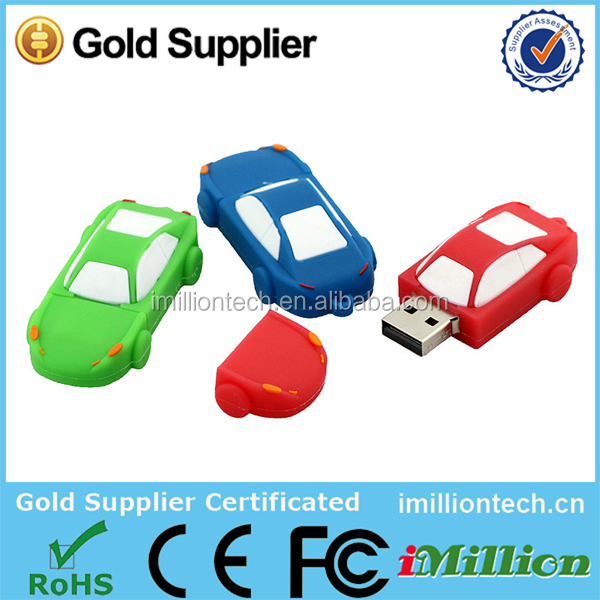 wholesale Cheapest car shaped usb flash drive