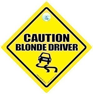Suction Cup Elderly Driver Sign Old Age Pensioner Be Patient Car Sign