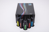 3D Creative Drawing Pen DLP Pen Printer Cool&Safe Liquid 3D Printing Pen with UV Light&Color-changing Photopolymer