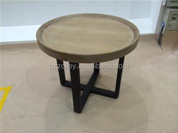 Tavolo Da Pranzo Industriale : Stile industriale tavolo da pranzo rotondo tavolino rotondo con