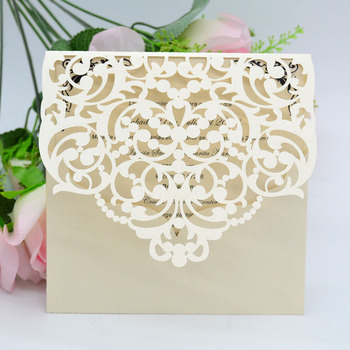 Luxurious Customize Owl Laser Cut Pocket Wedding Invitations Card Buy Wedding Invitation Cards Models Wedding Invitation Laser Cut Gold Laser Cut