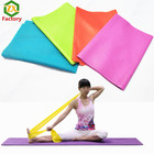 Training Equipment Fitness Rubber Expander,Home Exercise Pilates Elastic Stretch Resistance Band,Leg Pull Up Workout Yoga Straps