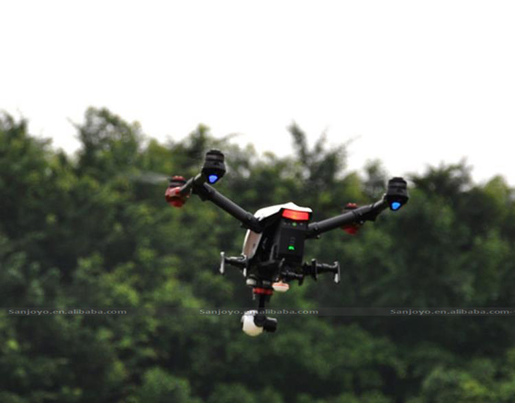 Walkera FPV RTF RC Quadcopter Flying Bird Drone Professional With Gps And Camera VS Dji Voyager
