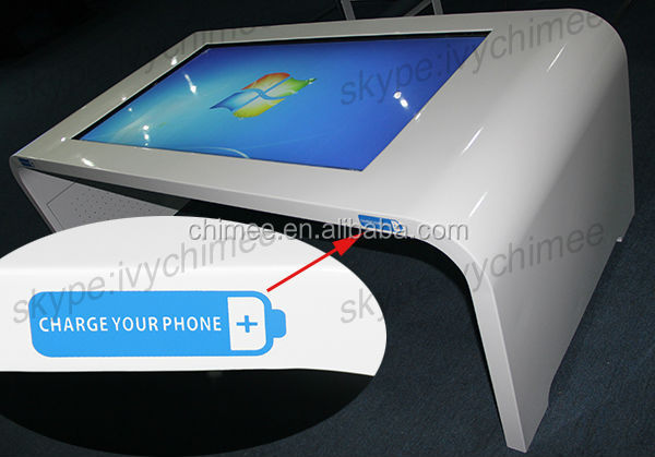 infrared multi touch frame 6 points touch interactive table 42 inch multi pc device