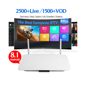 Greek Channels Android TV Box Q1404 IPTV Receiver Android with IUDTV IPTV  Box Channels Android TV