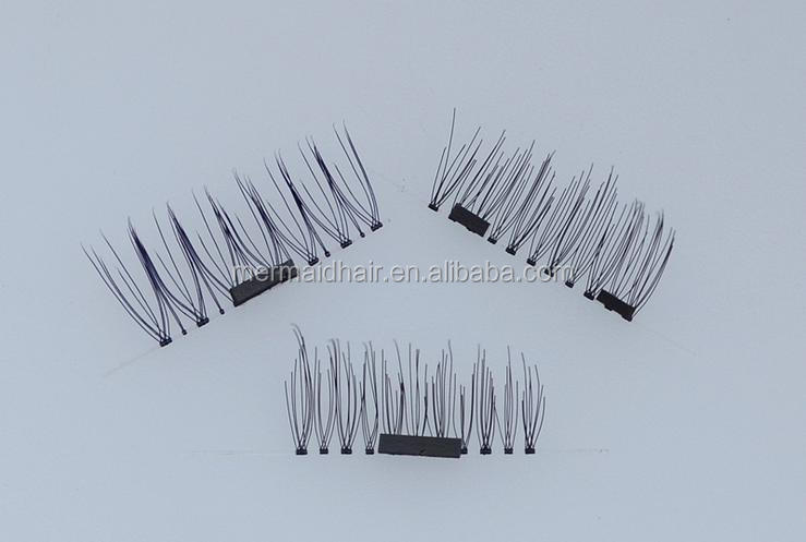 2017 year new style 3D magnet eyelash hot sale