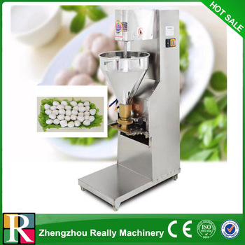 Electric meatball maker/beef meatball rolling machine/Chicken fish meatball forming machine