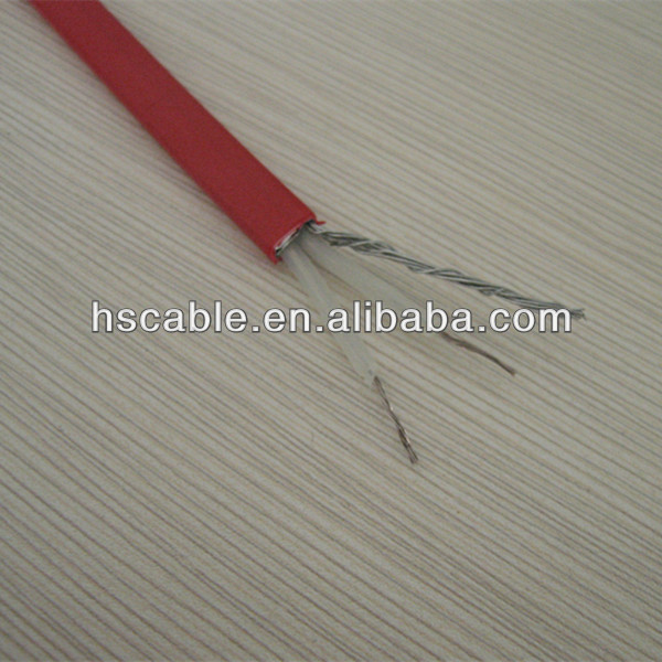 220V XLPE Insulated Al Foil Shielded Heat Trace Cable