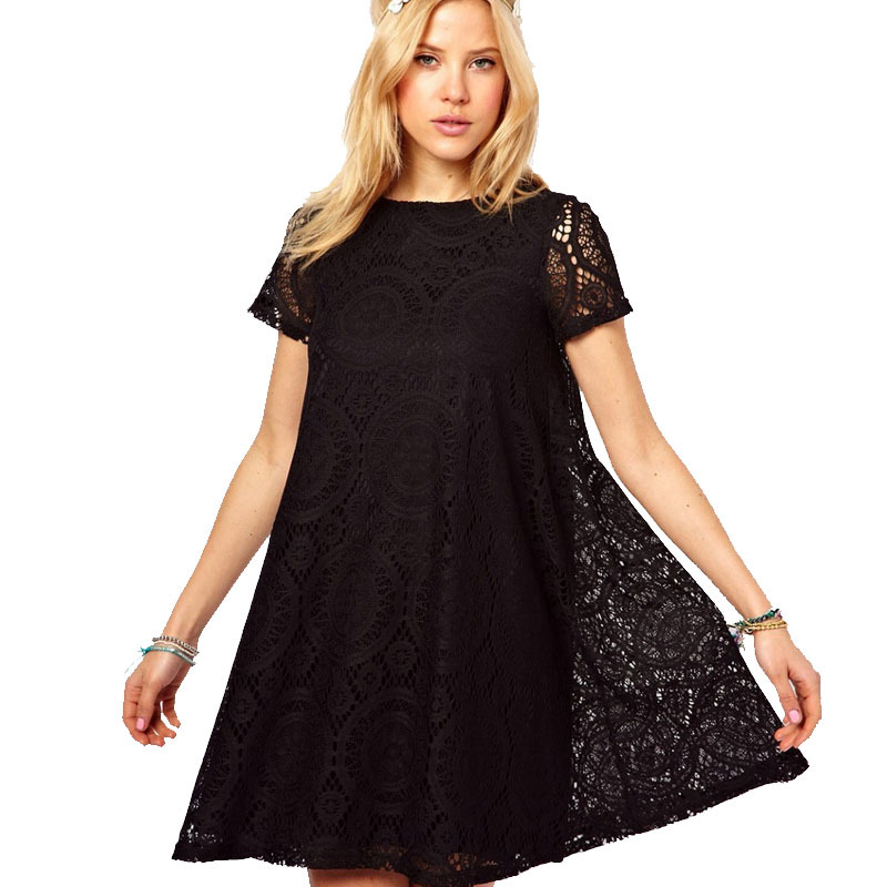 79fe015f76e Get Quotations · S-XL European Design Style Lace Hollow Out Maternity  Dresses Summer Short Sleeve Dresses Pregnancy