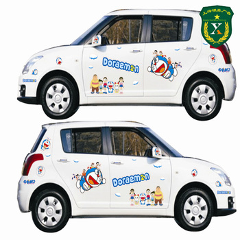 Custom Design Vinyl Car Sticker For Decoration Or Advertising - Custom car stickers