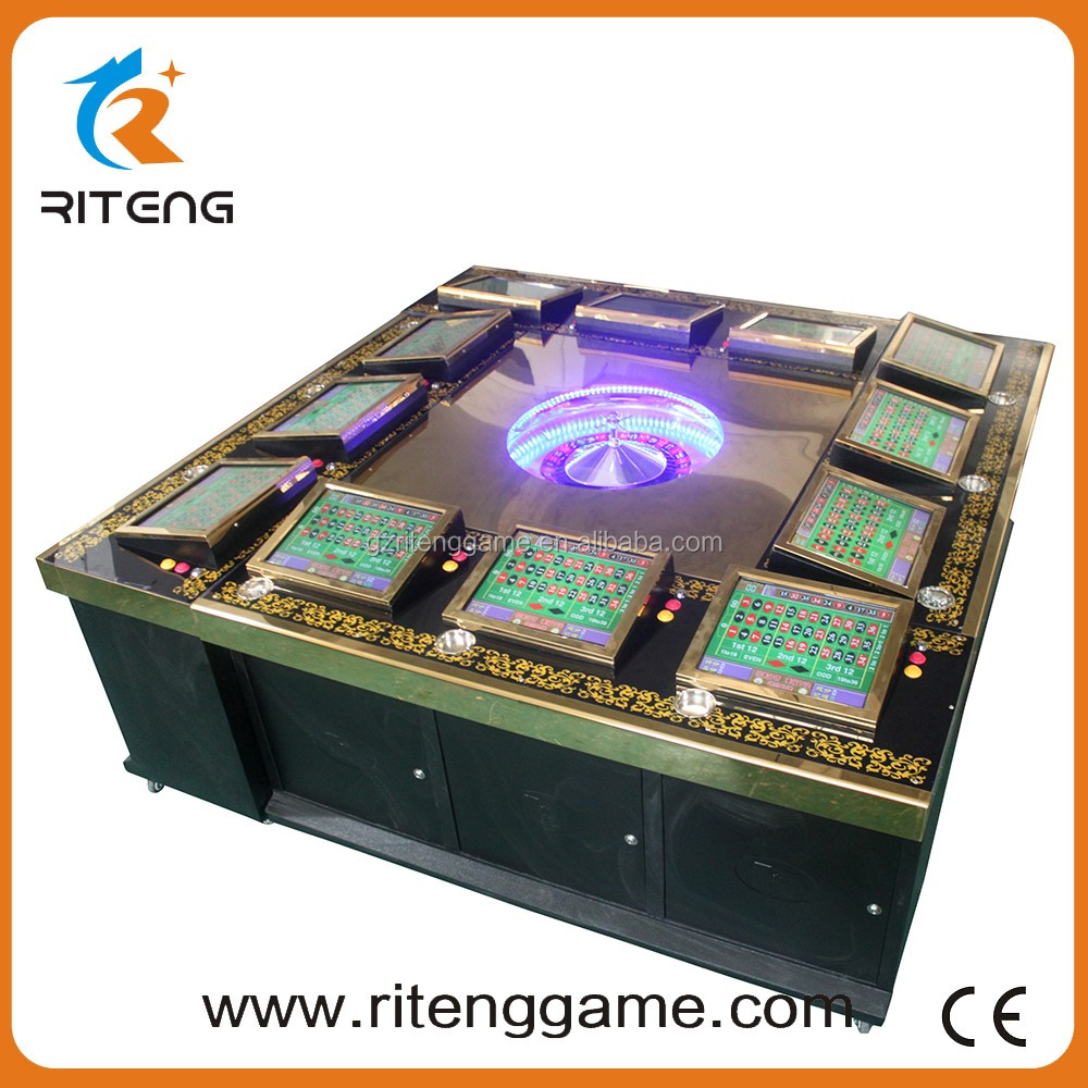 17 inch touch LCD Display touch screen roulette machine electronic gaming machines for sale