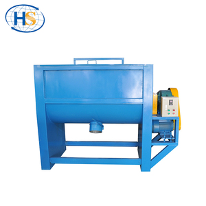 Haisi 7.5kw Capacity 500kg Paddle granular chemical industrial dry powder horizontal mixer