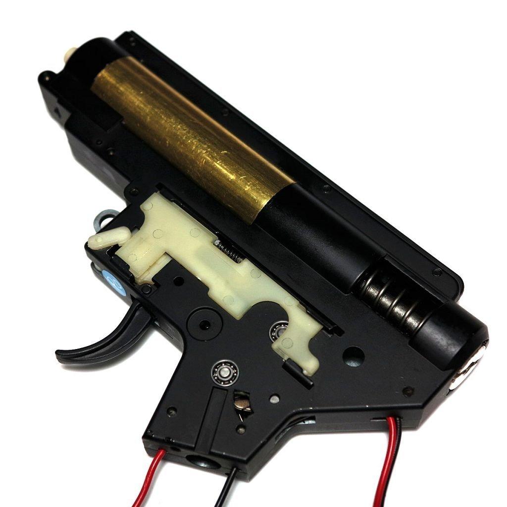 Airsoft Shooting Gear E&C 8mm Complete QD Transform M-Series AEG V2 Gearbox Version 2 Rear Line Wiring