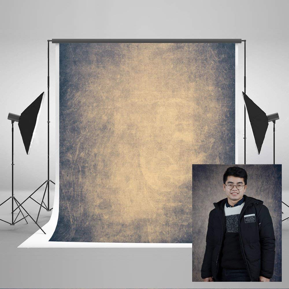Kate 5ft(W) x7ft(H) Portrait Photography Backdrops Microfiber Burlywood Abstract Photo Studio Backdrop