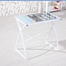 home furniture china compact white high gloss computer desk