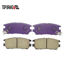 Disc Brake Pad Manufacturer For Mitsubishi Space Gear Pajero 3.0